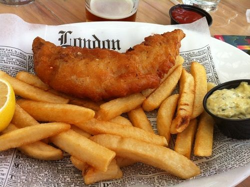 25 best ideas about fish and chips on pinterest fish