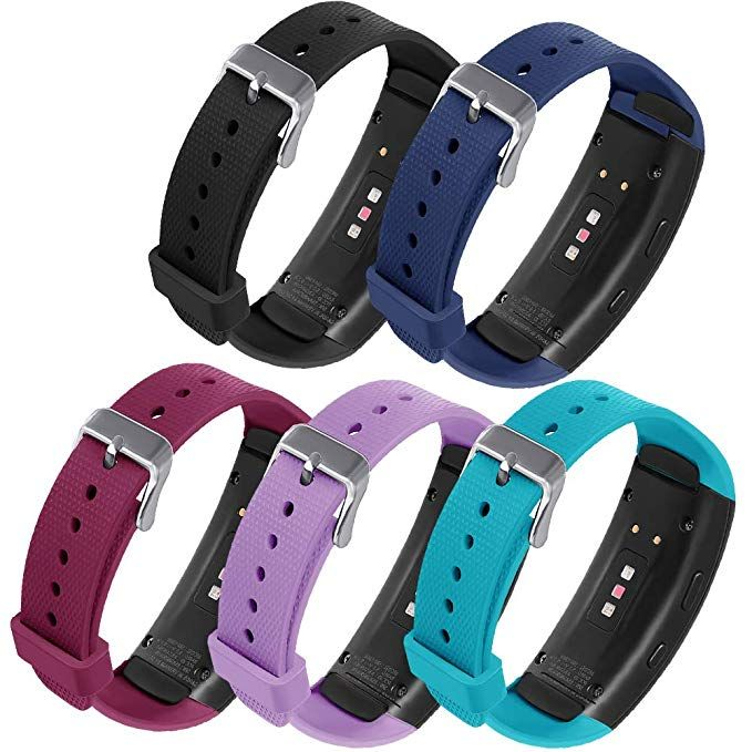 Compatible Samsung Gear Fit 2 Pro Fit 2 Band Nahai Silicone Replacement Strap For Samsung Gear Fit2 And Fit2 Pro Fitness Technology Samsung Gear Watch Samsung