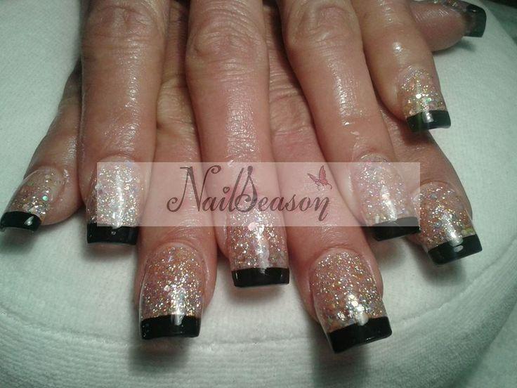 9 best images about nails on pinterest colors trends - Decorados de unas ...