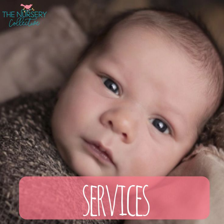 Services for new and pregnant mamas at The Nursery Collective