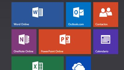 Inciar sesion en Office Online y tu correo