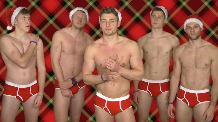 from Westin gay christmas carols