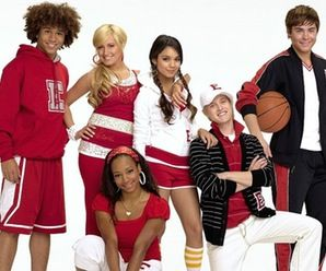High school musical main