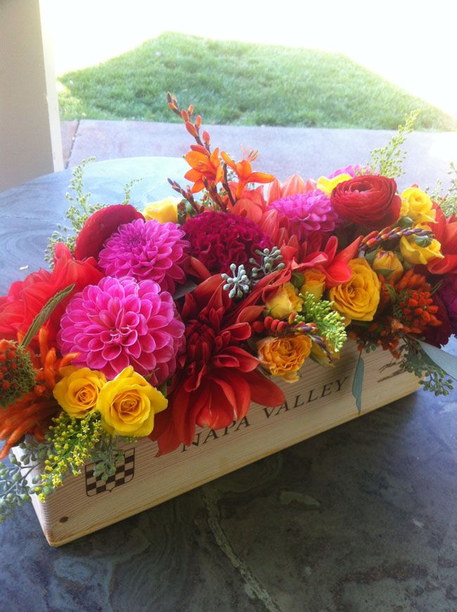 17 best ideas about yellow flower centerpieces on - Red and yellow centerpieces ...
