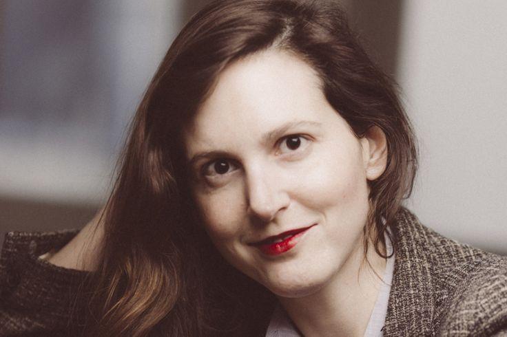 "Justine Lévy, une lectrice ""compulsive"""
