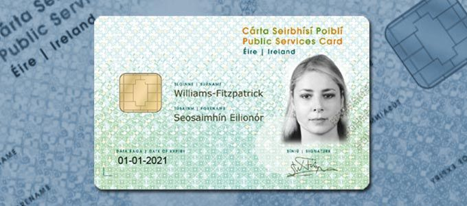From June 16th, any person sitting the Driver Theory Test will be required to present a Public Services Card (PSC) at the Test Centre as proof of ID.