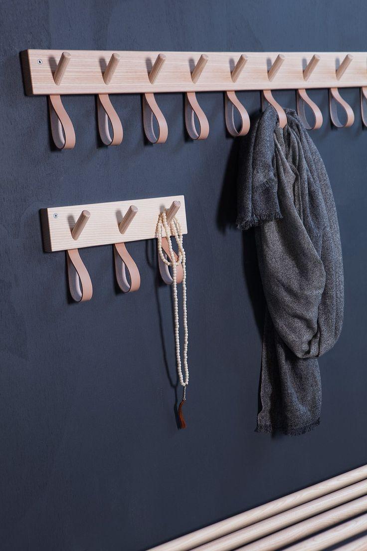 Hangers from Granit, Smålands Skinnmanufaktur & Formbruket
