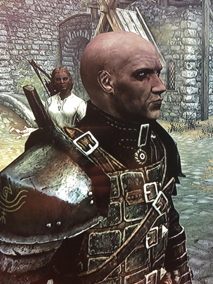 After downloading the new Skyrim update my character became bald. #games #Skyrim #elderscrolls #BE3 #gaming #videogames #Concours #NGC