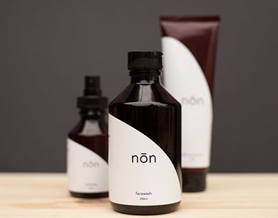 "Check out new work on my @Behance portfolio: ""nōn - Skincare Brand and Packaging Design"" http://be.net/gallery/34883851/non-Skincare-Brand-and-Packaging-Design"