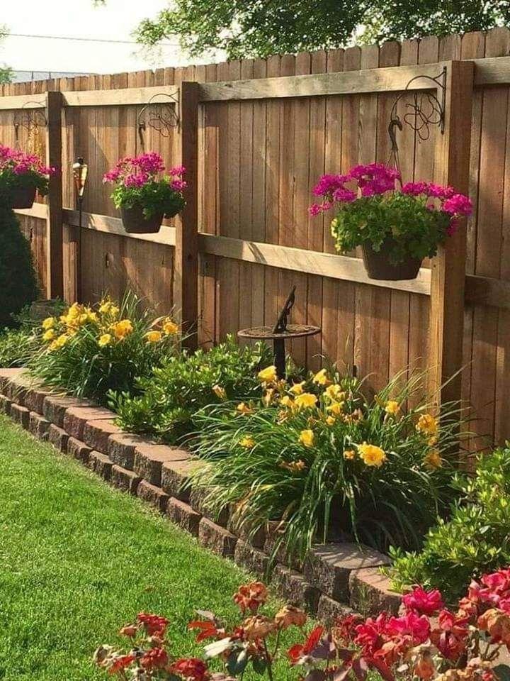 Backyard Backyard Notitle Desing Garden Garden Desing Ideas Ideas N Notitle Garden De Minimalist Garden Landscaping Along Fence Small Garden Design