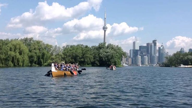 ILAC video of a canoe trip with Canoe Toronto