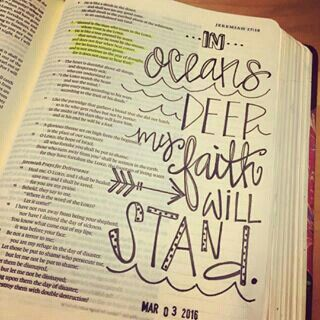 Bible Journaling                                                       …