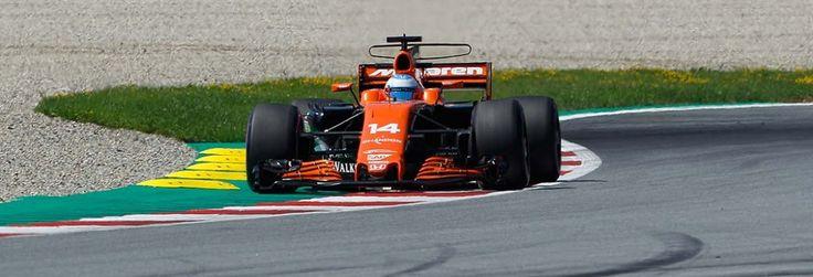 Fernando Alonso (McLaren) Spielberg 2017 Austria GP F1 -   F1Mania