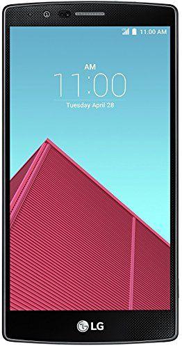 LG G4 Smartphone débloqué 4G (Ecran : 5,5 pouces – 32 Go – Micro SIM – Android 5.0 Lollipop) Noir