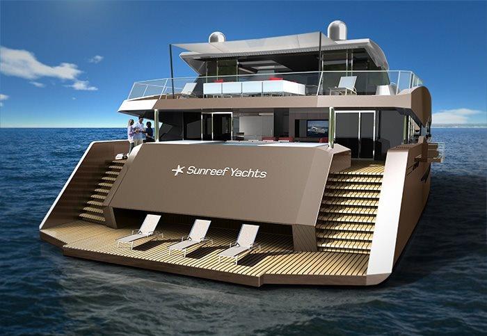 Sunreef Yachts на Международном Бот-шоу в Дубае