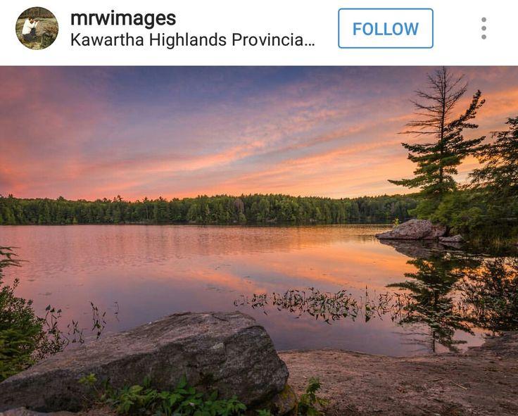 Kawartha Highlands Provincial Park