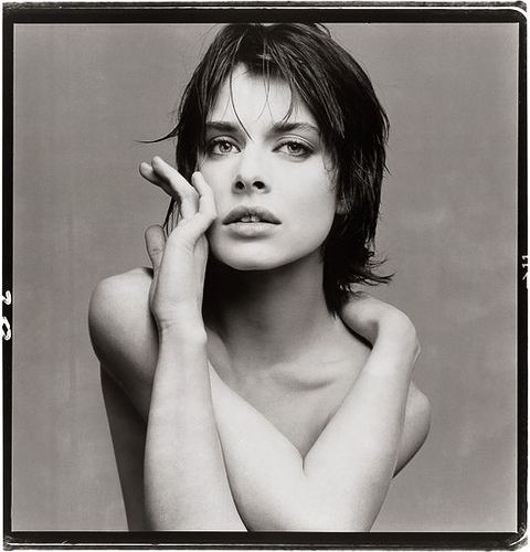 Nastassja Kinski. This picture was taken by Richard Avedon in 1982. The film was Tess.