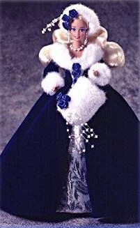 Barbie Winter Princess Barbie® Doll - Barbie Winter Princess Collection 1993