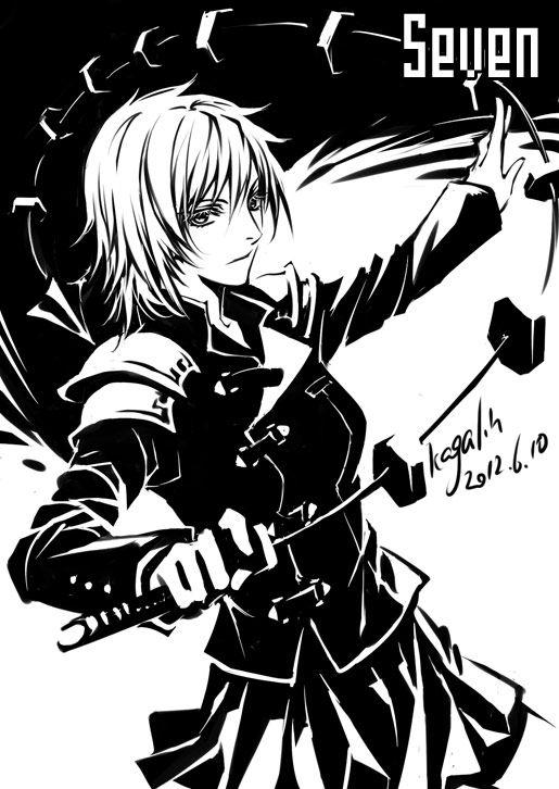 Final Fantasy Type-0 - Seven