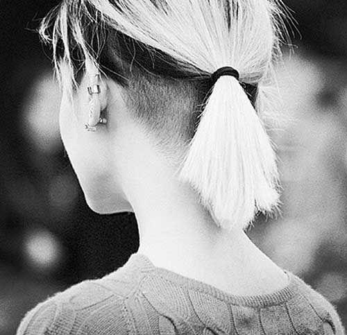 Hairstyles for Girls Short Hair
