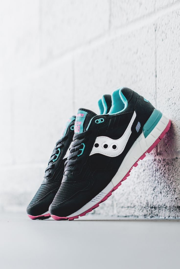 Saucony Shadow 5000 Black: Flaunt the with these new kicks from Saucony.  Find this Pin and ...