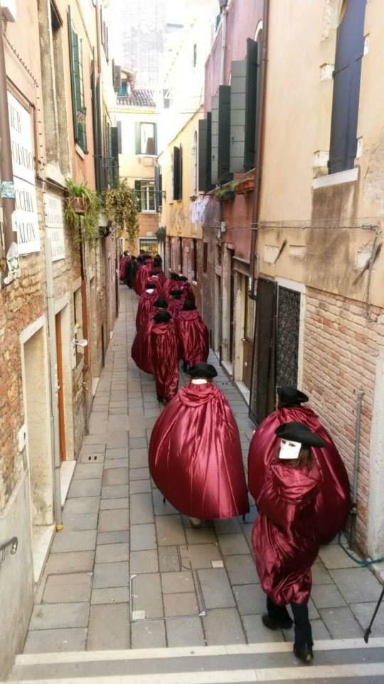 2015 | CARNAVAL DE VENECIA, ITALIA. Venice Carnival 2015 #Venezia #Italia