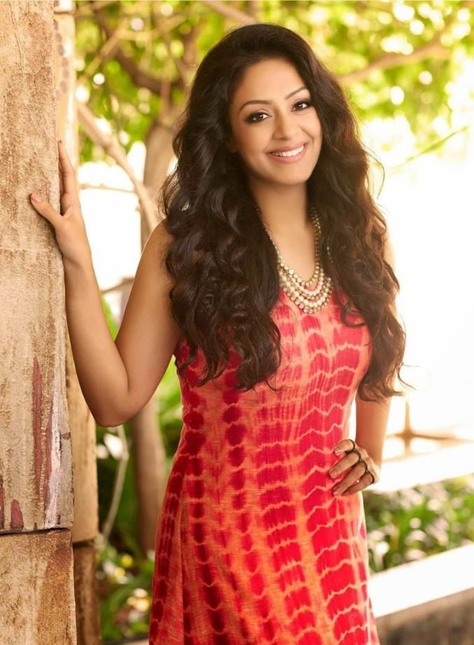 nice Jyothika new photoshoot