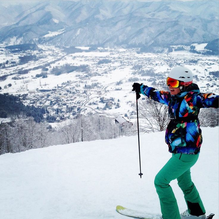 Skiing in Japan: Hakuba and Shiga Kogen