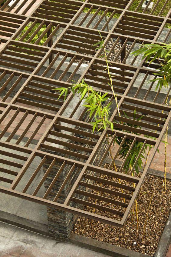 d stijl garden | Kangayum India | webe designlab « World Landscape Architecture – landscape architecture webzine