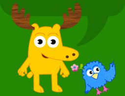My daughter LOVES Moose and ZEE! Too bad Nick jr. took them off the air!