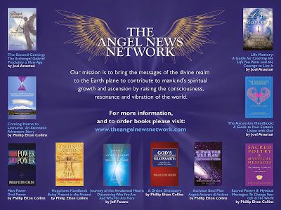 Angel News Network: Teachings form the Angel News Network Library!