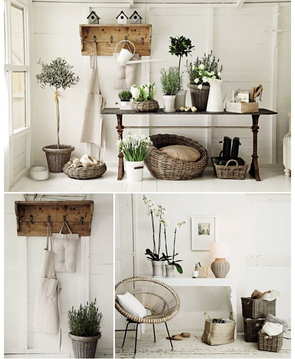 As always --- love the contrast against a neutral white background. The White Company -- one of my very favorite catalogs.