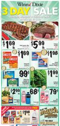 Winn Dixie Weekly Ad Coupon Match Up (3/23-3/25) 3 Day Super Sale!