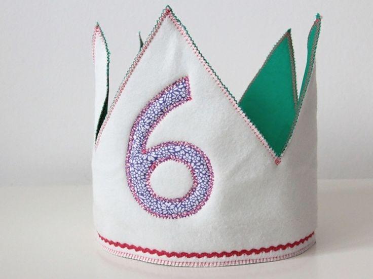 Tutoriel DIY: Créer une couronne d'anniversaire via DaWanda.com