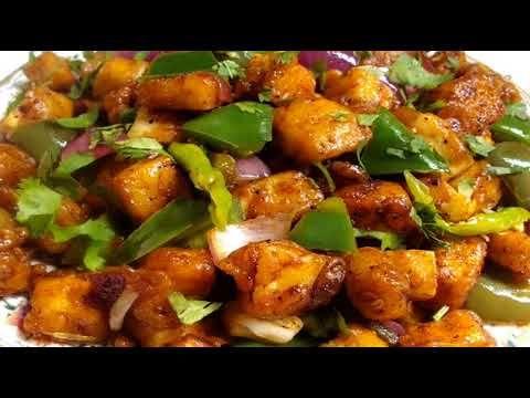 Chili Paneer - North Indian
