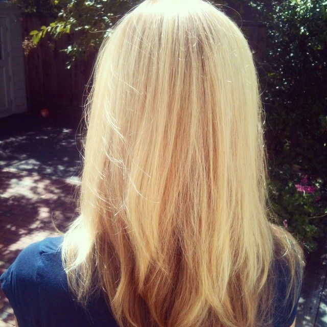 Another Gorgeous Madison Reed Color Result Capri Blonde