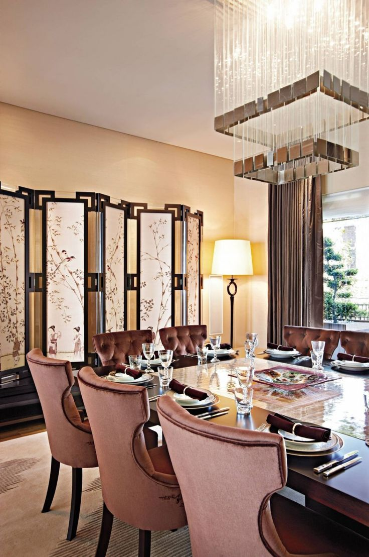 15 Dining Room Ideas By Top Interior Designers From England