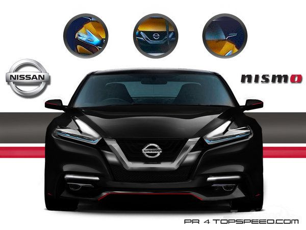 Nissan Maxima Nismo