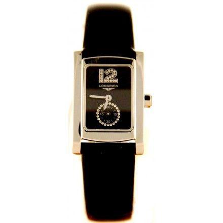 Disfruta de la Doce Vita con este bonito reloj Longines de mujer https://www.alfonsojoyeros.es/relojes-longines/2385-reloj-longines-dolce-vita-de-mujer-l51554562.html