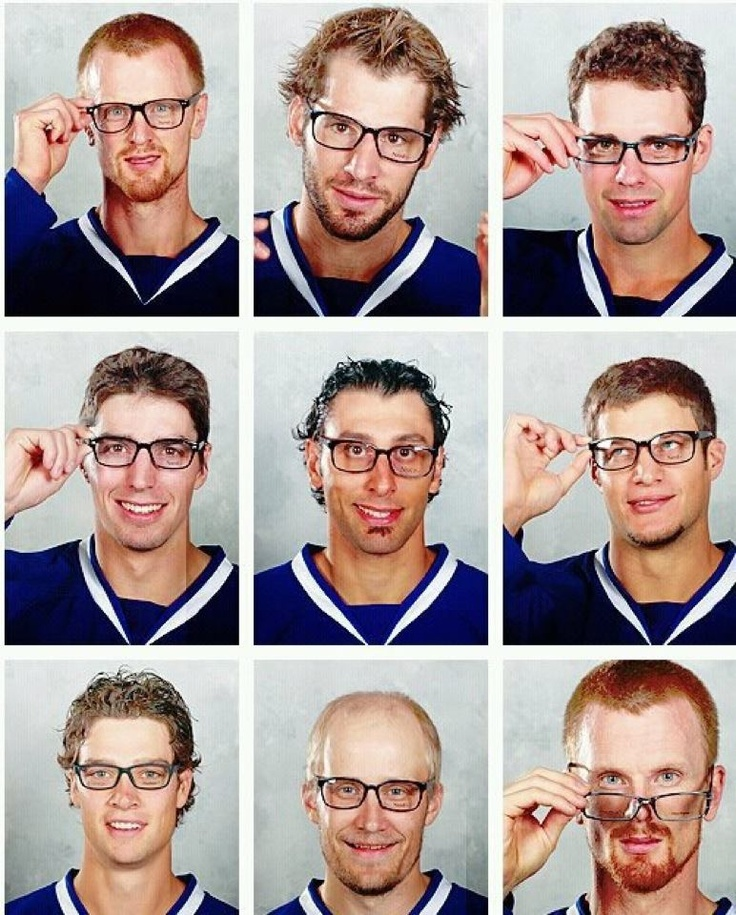 Things I Love: #3 - The Vancouver Canucks
