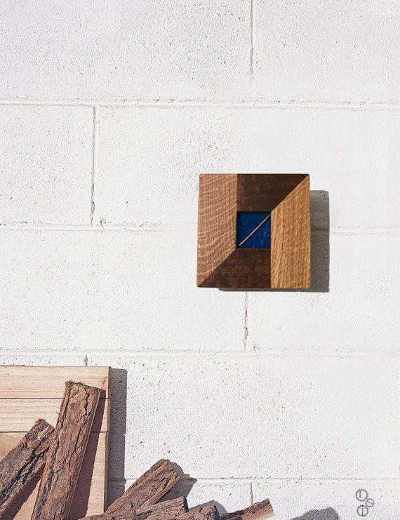 #Wood #lamp. Lampada #led/Applique in legno Rovere e di LabSenzaTempo