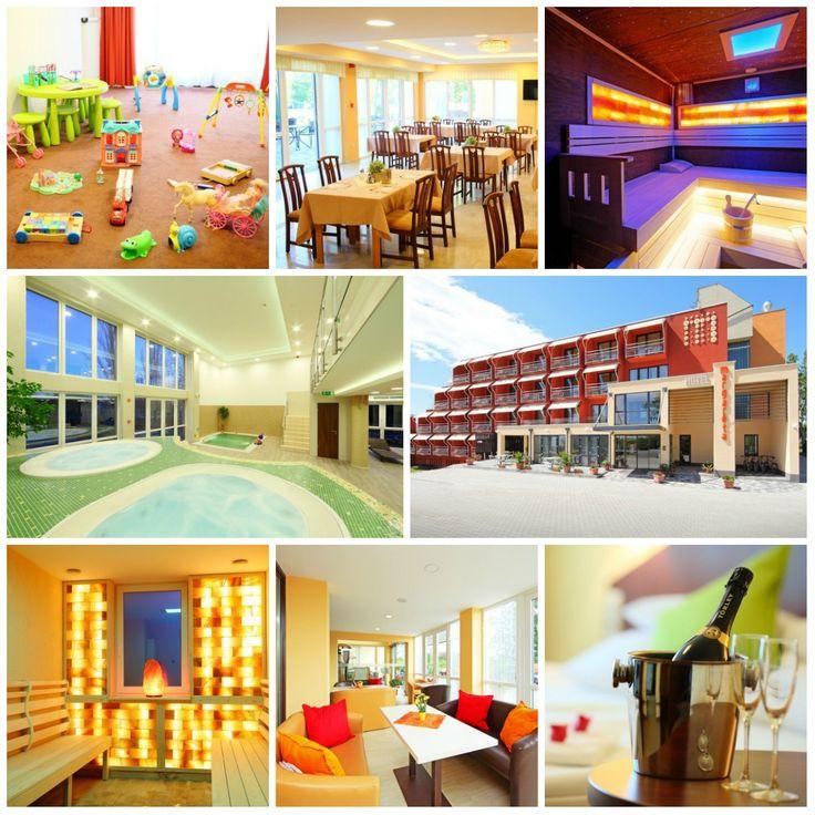 Hotel Margaréta Balatonfüred  -  Kaland kettesben  9.725 Ft/fő/éjtől!