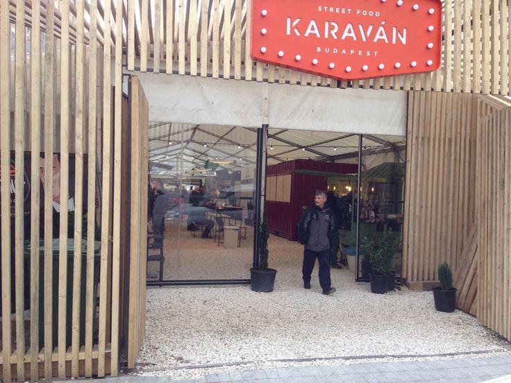 Food/Lunch: KARAVÁN (Kazinczy u. 18) - Street Food by food trucks. Try the burgers.