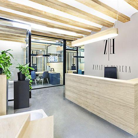 hall d'entrée Google Londres