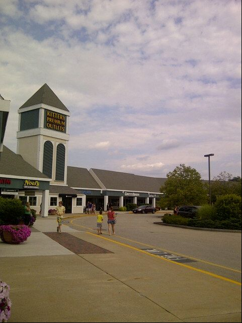 Kittery Premium Outlets in Kittery, ME