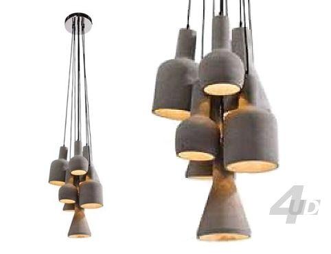 Hanglamp Concrete - Hanglampen - Verlichting