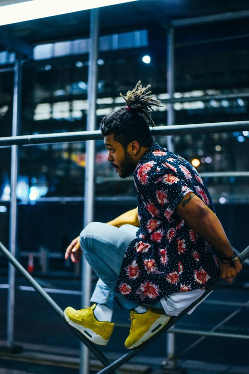 http://chicerman.com billy-george: An outfit for summer #streetstyleformen