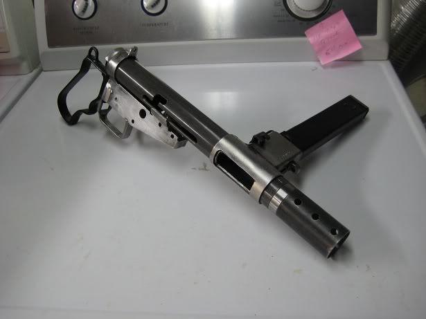 oldest machine gun