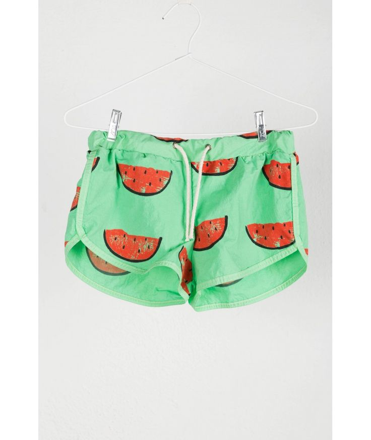 Bobo Choses Short Swimsuit Watermelon AO green