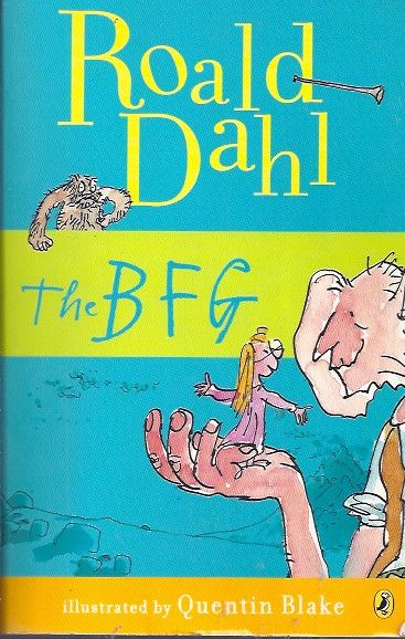 The Big Friendly Giant (USED)